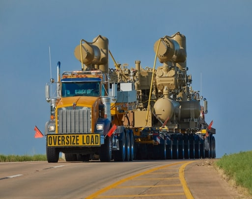 Northwest Logistics Heavy Haul